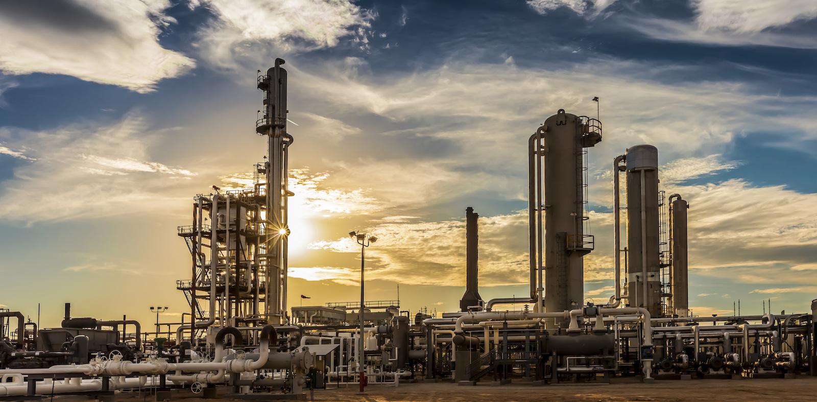 Nuevo Ramsey Gas Plant, Orla, TX. EnCap Flatrock Midstream.